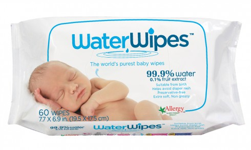 666522041367 - WaterWipes Single Pack - 60 wipes